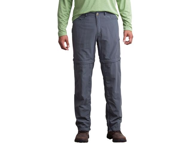 ExOfficio BugsAway Sol Cool Ampario Convertible Pants Short Men Dk Pebble